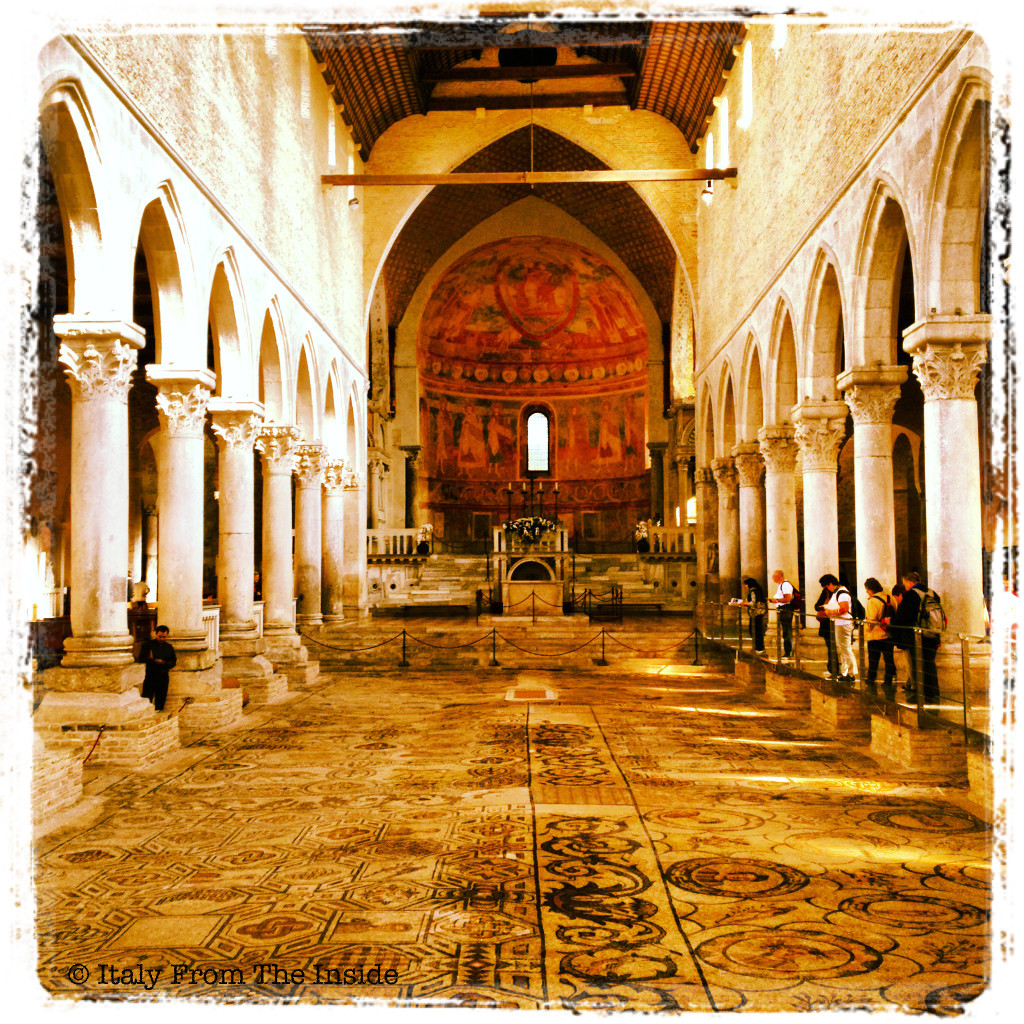 Aquileia- Italy from the Inside
