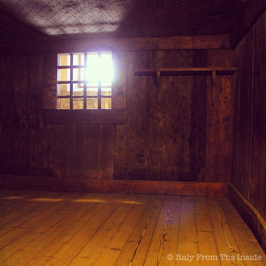 Casanova prison- Italy from the Inside