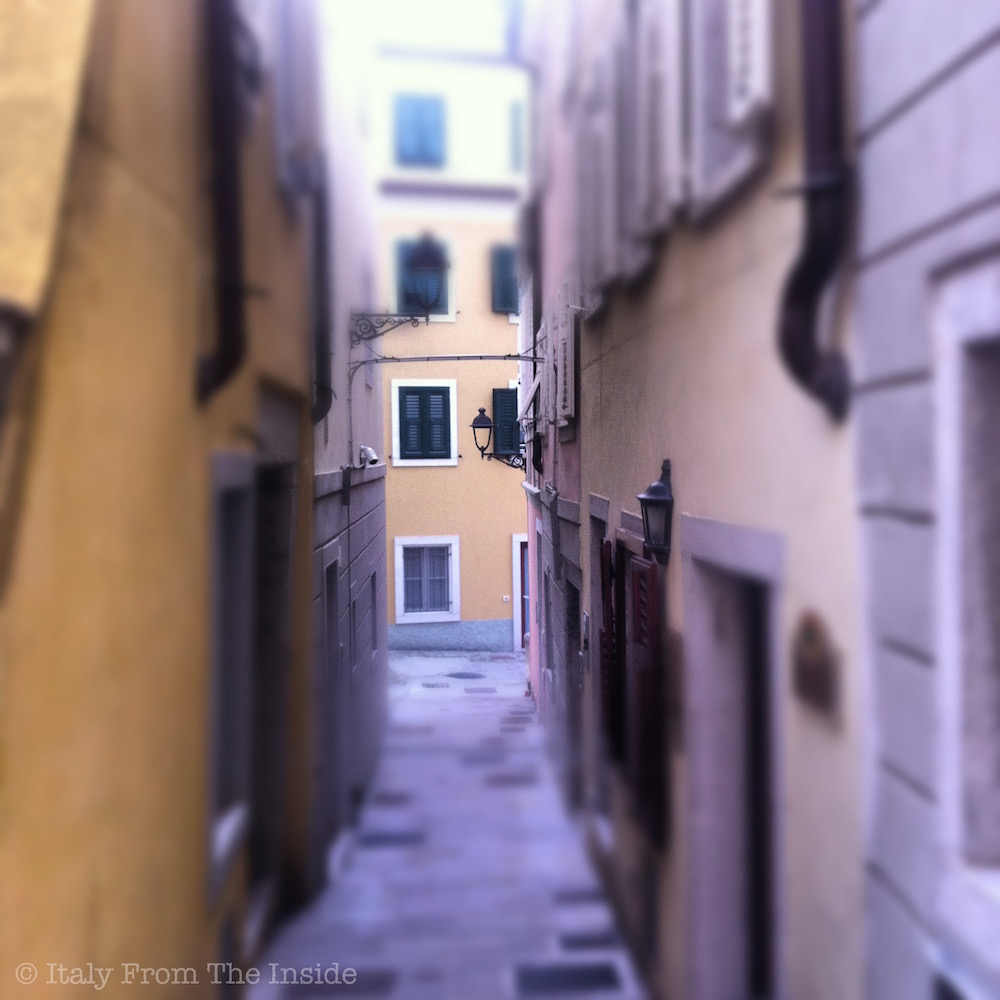 Città Vecchia, Trieste- Italy from the Inside