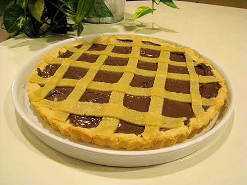 "How I won the ""Crostata alla Nutella"" contest"