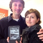 Our first Kindle eBook – Tips for the Table: All You Need to Know When Dining Out in Italy