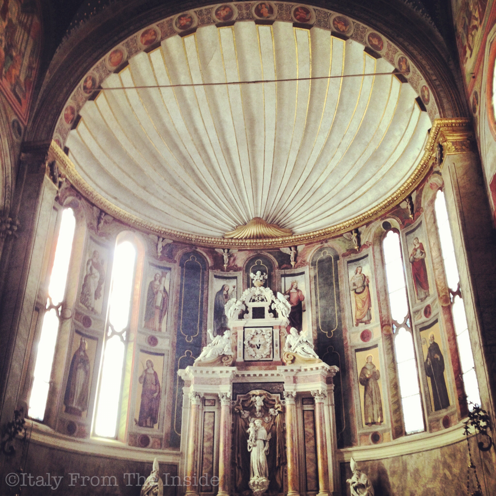 Basilica di Montagnana- Italy from the Inside