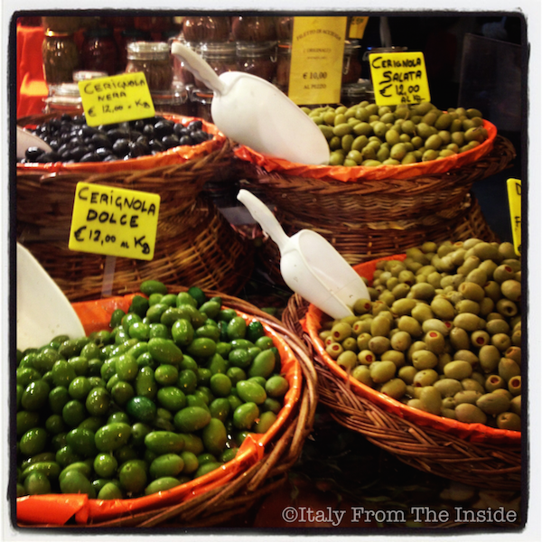 Olives from Sicily- Italy from the Inside