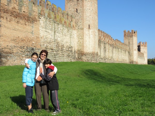Our long weekend in Veneto: discovering an unknown part of Italy. Second day.