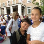 First days of school in Italy
