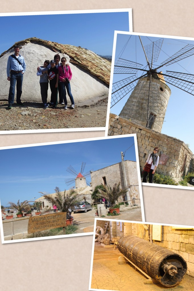 "Our 8 day trip in Sicily. Second day: ""Saline"" of Trapani, Marsala and Selinunte."