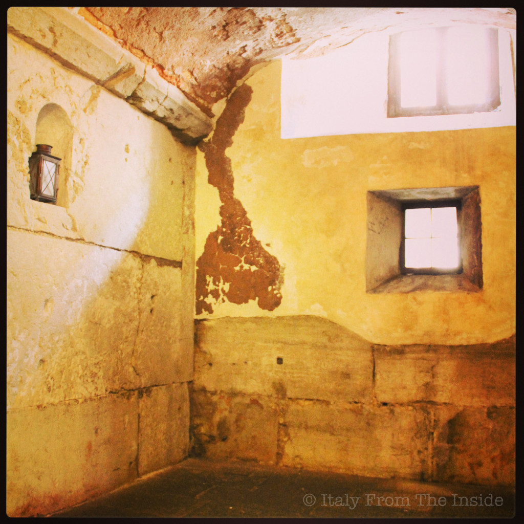 Old prisons- Italy From the Inside